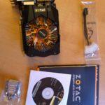 Zotac NVIDIA GTX 650 TI 4