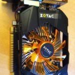 Zotac NVIDIA GTX 650 TI 3