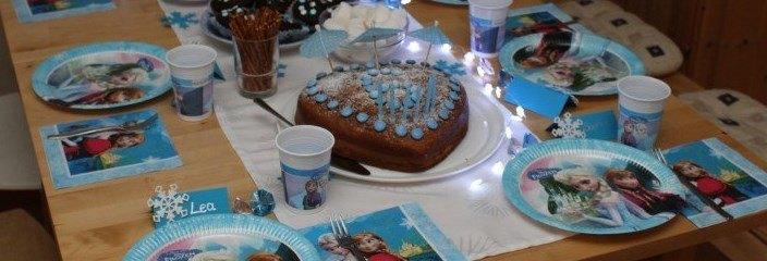 Siebtlingsgeburt - Geburtstagsfeier